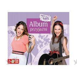 Album przyjaźni. Violetta