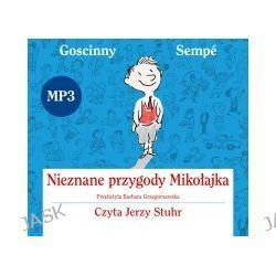 Nieznane przygody Mikołajka (CD)