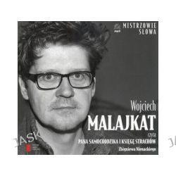 Pan Samochodzik i księga strachów. Czyta Wojciech Malajkat (CD)