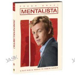 Mentalista, sezon 2 (5 DVD)