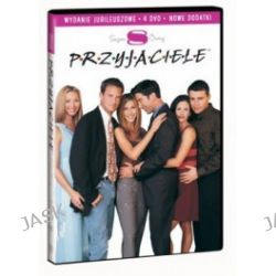 Przyjaciele. Sezon ósmy (4 DVD Edycja jubileuszowa)