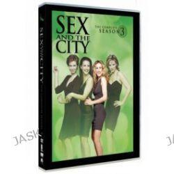 Seks w wielkim mieście. Sezon 3 (3DVD)