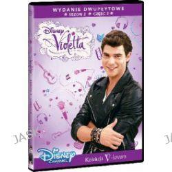 Violetta, Sezon 2, Część 2, Odcinki 11-20 (2 DVD)