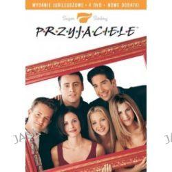 Przyjaciele. Sezon siódmy (4 DVD edycja jubileuszowa)