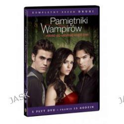 Pamiętniki wampirów, sezon 2 (5 DVD)