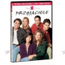 Przyjaciele. Sezon pierwszy (4 DVD Wydanie jubileuszowe)