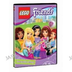 Lego Friends. Odcinki 1-3 (DVD)