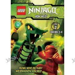 Lego Ninjago. Rok Węży. Część 2. Odcinki 5-8 (DVD)