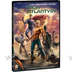 Liga Sprawiedliwości: Tron Atlantydy (DVD)