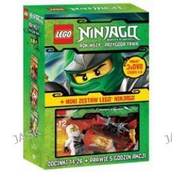 Lego Ninjago. Rok Węży - Przygoda Trwa (3DVD)