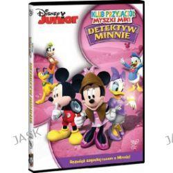 Klub przyjaciół Myszki Miki: Detektyw Minnie (DVD)