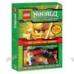 Lego Ninjago - Części 1-6 +Gadżet(6DVD)