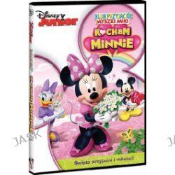 Klub przyjaciół Myszki Miki: Kocham Minnie (DVD)