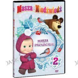 Masza i Niedźwiedź. Część 2. Masza i przyjaciele (DVD)
