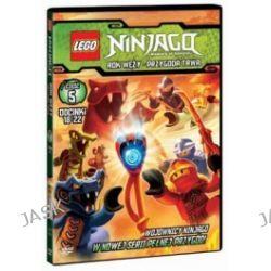 Lego Ninjago. Rok węży. Przygoda trwa. Część 5. Odcinki 18-22 (DVD)