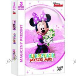 Klub Przyjaciół Myszki Miki: Minnie PAKIET (Butik Minnie, Kocham Minnie, Bal maskowy) (3 DVD)
