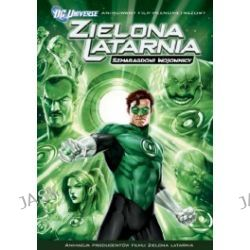 Zielona Latarnia: Szmaragdowi Wojownicy (DVD)
