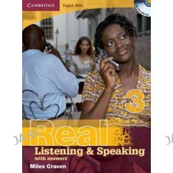 Cambridge English Skills Real Listening and Speaking 3 with Answers and Audio CD, With Answers Level 3 by Miles Craven, 9780521705882.