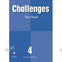 Challenges, Test Book Bk. 4 by Patricia Mugglestone, 9780582847514.
