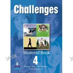 Challenges, Student Book, Global Bk. 4 by Michael Harris, 9780582846784.
