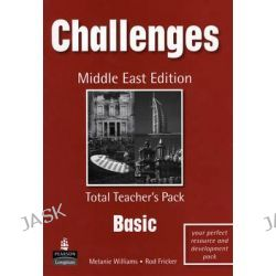Challenges (Arab) Basic Total Teacher's Pack, Challenges, 9781405849005.