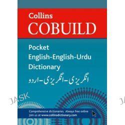 Collins Cobuild Pocket English-English-Urdu Dictionary, 9780007415496.