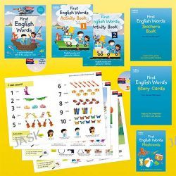 Collins First English Words - Activity Pack, Age 3-7, 9780007536580.