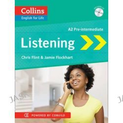 Collins English for Life, Skills - Listening by Chris Flint, 9780007497751.