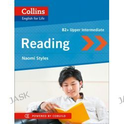 Collins English for Life, Skills - Reading: B2 by Naomi Styles, 9780007542314.