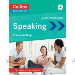 Collins English for Life, Skills - Speaking by Rhona Snelling, 9780007497775.