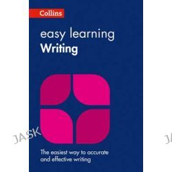 Collins Easy Learning English - Easy Learning Writing, Easy Learning, 9780008100827.