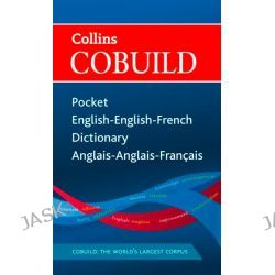 Collins Cobuild English Learner's Dictionary with French by ., 9780007429233.
