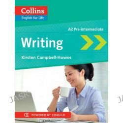 Collins English for Life, Skills - Writing by Kirsten Campbell-Howes, 9780007497768.
