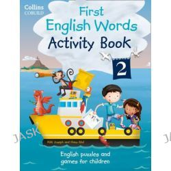 Collins First English Words - Activity Book 2: Book 2, Age 3-7, 9780007523122.