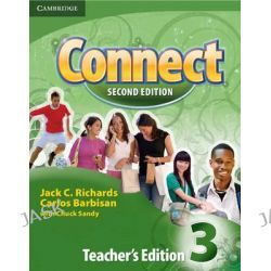Connect 3, Connect (Cambridge) by Jack C. Richards, 9780521737180.