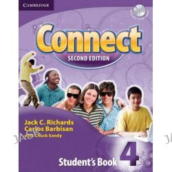 Connect 4, Connect Second Edition by Jack C. Richards, 9780521737210.