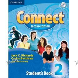 Connect 2 Student's Book with Self-Study Audio CD, Connect Second Edition by Jack C. Richards, 9780521737036.