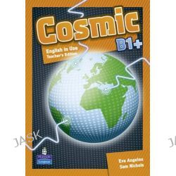 Cosmic B1+ Use of English TG, Cosmic, 9781408246597.