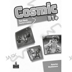 Cosmic B1+ Test Book TG, Cosmic by Katerina Mestheneou, 9781408246580.