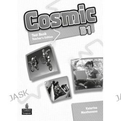 Cosmic B1 Test Book TG, Cosmic by Katerina Mestheneou, 9781408246474.