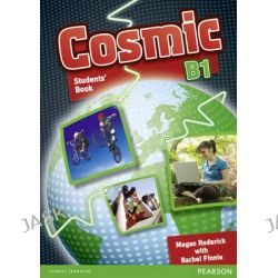 Cosmic B1 Student Book & Active Book Pack, Cosmic by Megan Roderick, 9781408272800.
