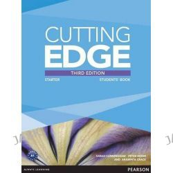 Cutting Edge Starter Students' Book and DVD Pack, Cutting Edge by Sarah Cunningham, 9781447936947.
