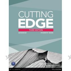 Cutting Edge Advanced Students' Book and DVD Pack, Cutting Edge by Sarah Cunningham, 9781447936800.