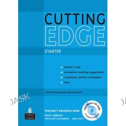 Cutting Edge Starter Teacher's Book/test Master CD-ROM Pack, Cutting Edge by Sarah Cunningham, 9781408262290.
