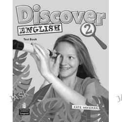 Discover English Global 2 Test Book, Discover English by Kate Wakeman, 9781405866606.