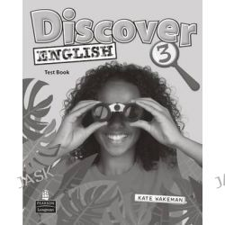Discover English Global 3 Test Book, Discover English by Carol Barrett, 9781405866613.