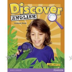 Discover English Global Starter Student's Book, Discover English by Judy Boyle, 9781405866521.