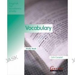 EAS Vocabulary Study Book, English for Academic Study S. by Colin Campbell, 9781859645512.
