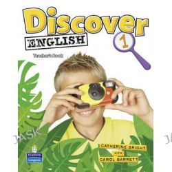 Discover English Global 1 Teacher's Book, Discover English by Catherine Bright, 9781405866316.
