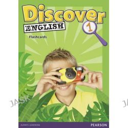 Discover English Global 1 Flashcards, Discover English by Hearne Wildman Boyle, 9781405866309.